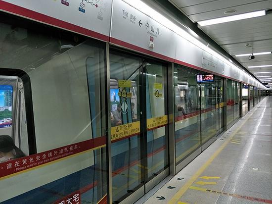 广州地铁Wi-Fi实现全线覆盖 日客流纪录达到900万人次