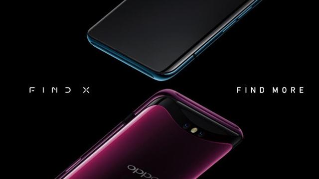 OPPO Find X亮點不要太多: 首款支援人臉支付的安卓機