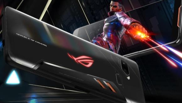 骁龙845+512G存储! 华硕ROG游戏手机发布: 最贵12999元