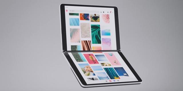 苹果折叠手机不远了!折叠技术专利曝光:完全独立的屏幕